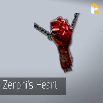 Zerphi's Heart