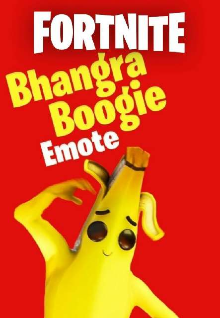 Bhangra Boogie Emote CODE   [ PS4 , XBOX , PC , MOBILE, NINTENDO ] GLOBAL