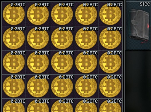 Case S I C C + 25 Bitcoins Instant delivery
