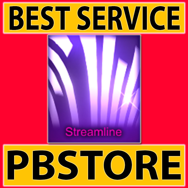 ★★★[PC] Streamline (BM Decal) - INSTANT DELIVERY (5-10 min)★★★
