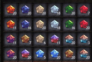 Eternal Stones Tier 12