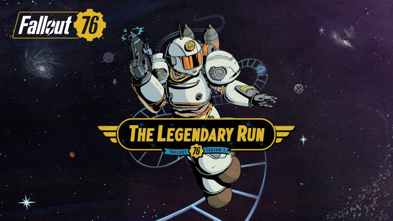Legendary Run! SCORE S.C.O.R.E +50 Lvl