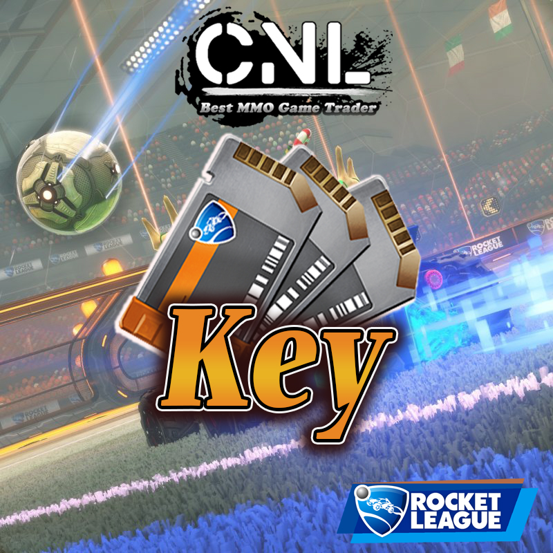 (PC_STEAM) Rocket League Tradeable Key