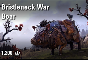 Bristleneck War Boar [EU-PC]