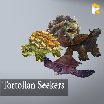 Tortollan Seekers