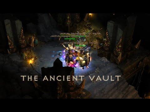 Ancient Vault - 1 Run