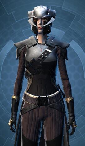 Cutthroat Buccaneer's Armor Set