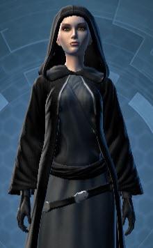 Insidious Counselor Armor Set