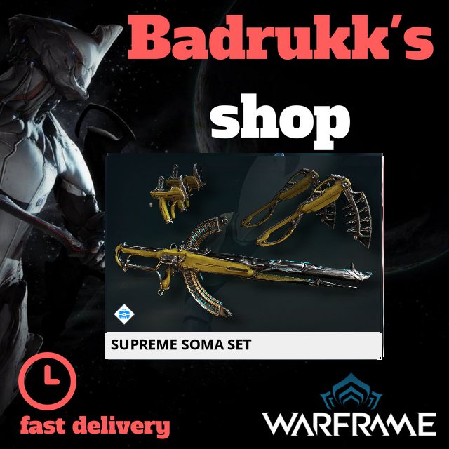 [PC/Steam] Supreme soma set // Fast delivery!