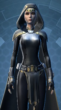 Wicked Huntress's Armor Set