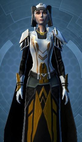 Emperor's Mantle Armor Set
