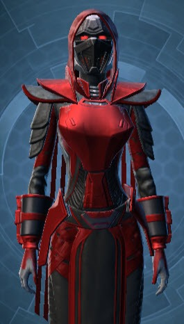 Sinister Warrior's Armor Set