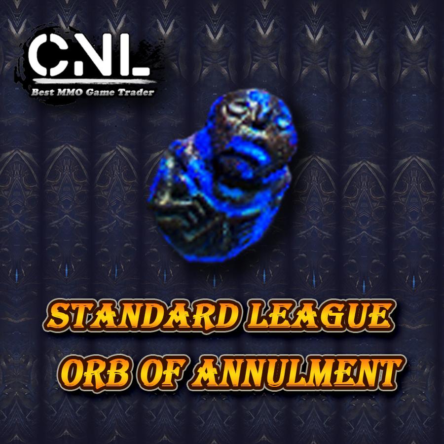 [ Standard SC ] -  Orb of Annulment