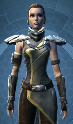 Jedi Strategist Armor Set
