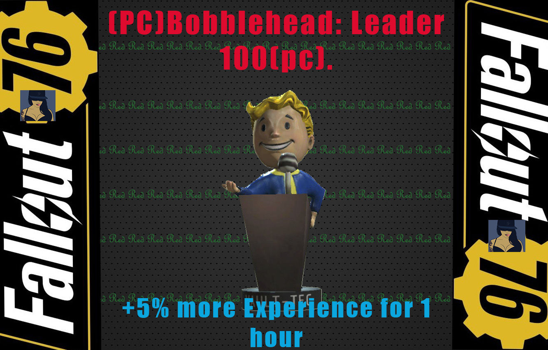 (PC)Bobblehead: Leader (100pc)