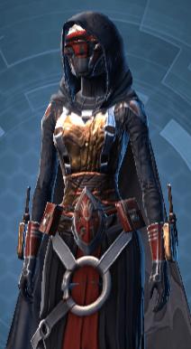 Revan Reborn Armor Set