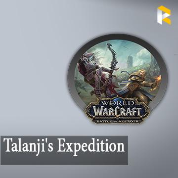 Talanji's Expedition