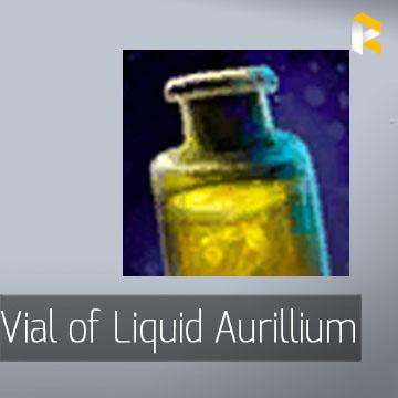 Vial of Liquid Aurillium