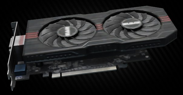 Graphics card (Video card)