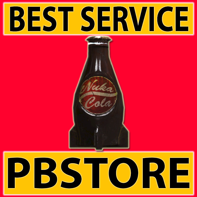 ★★★(PC) Nuka-Cola - FAST DELIVERY (10-15 mins)★★★