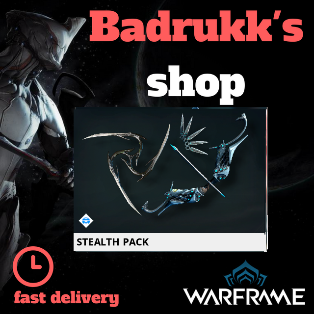[PC/Steam] Stealth pack // Fast delivery!