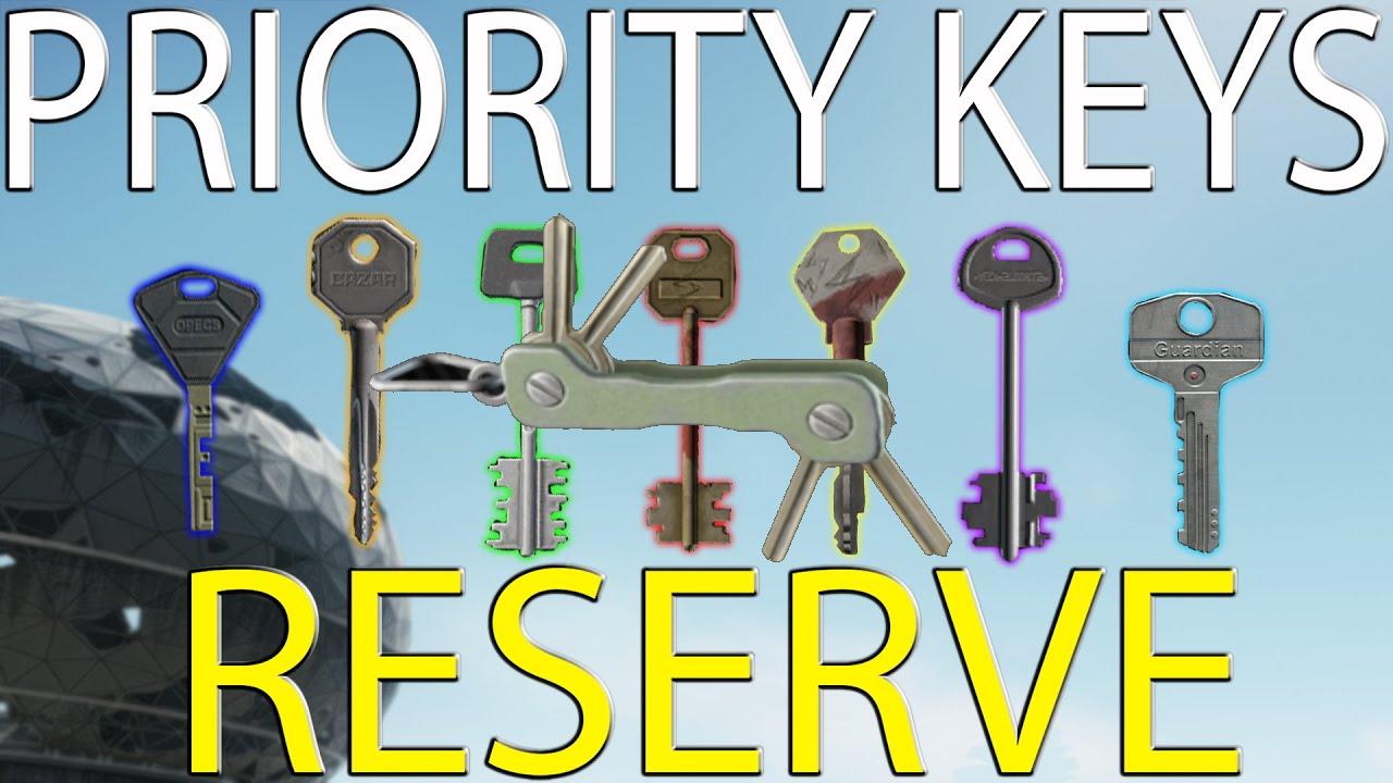 ⭐️☑️All keys of Reserve 29 keys + 2 Docs ☑️⭐️⭐ ☀️FAST DELIVERY ❤️12.6