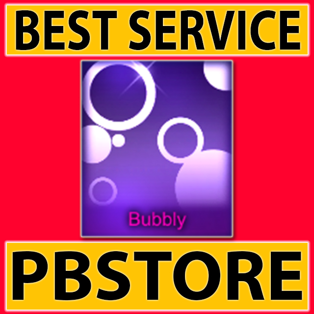 ★★★[PC] Bubbly (BM Decal) - INSTANT DELIVERY (5-10 min)★★★