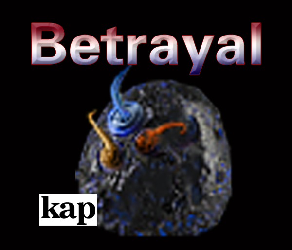 Orb of Chance Betrayal Standard -- Instant Delivery