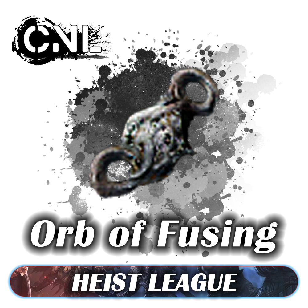 [PC] Fusing Orbs ★★★ Heist SC ★★★ 1-5 mins Delivery