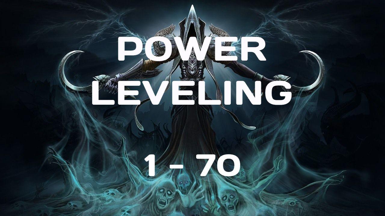 Season 16 EU. Powerleveling 1-70