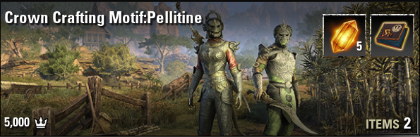 Crown Carfting Motif: Pellitine [EU-PC]