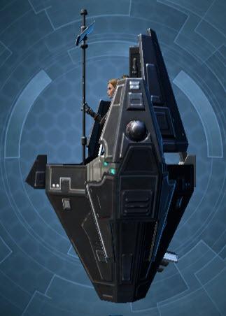 Zakuul Overseer's Dais