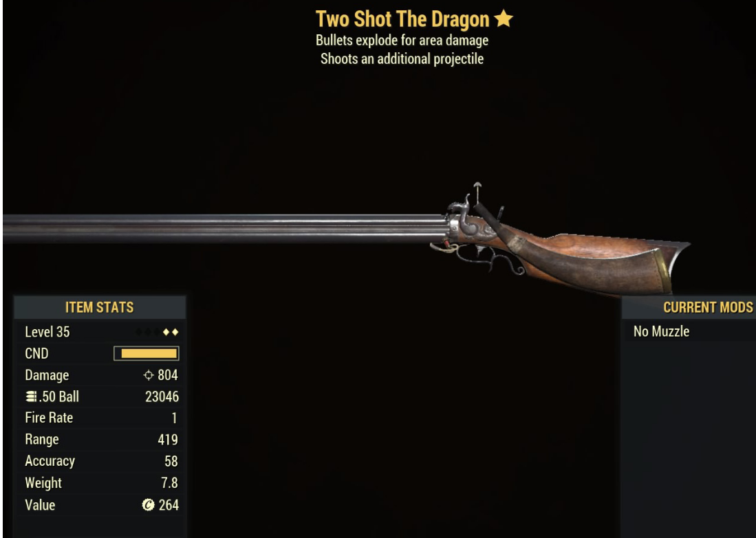 Two Shot The Dragon - Level 35