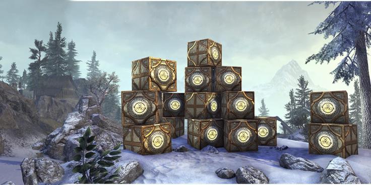 x15 Sovngarde Crown Crates [EU-PC]