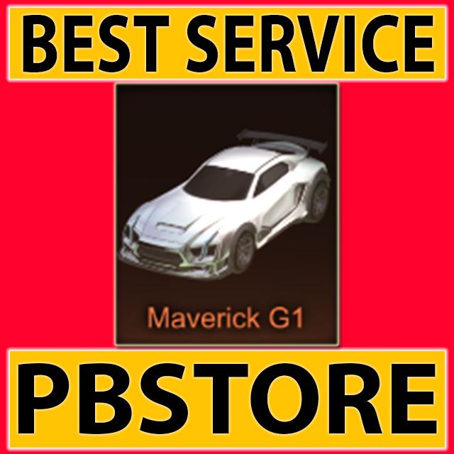 ★★★[PC] Maverick G1 (LIMITED BODY) - INSTANT DELIVERY (5-10 min)★★★
