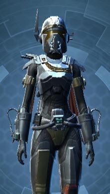Commander Vizla Armor Set