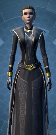 Noble Councillor's Armor Set