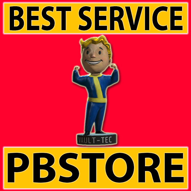 ★★★(PC) Bobblehead: Strength - FAST DELIVERY (10-15 mins)★★★