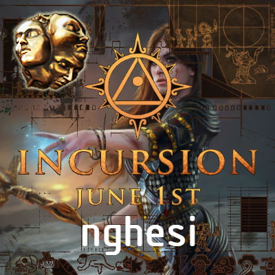 Exalted Orbs - Incursion Softcore