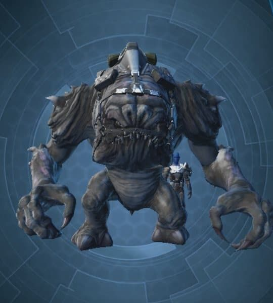 Ridge Hunter Rancor