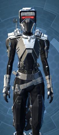 Fieldtech Gunner's Armor Set