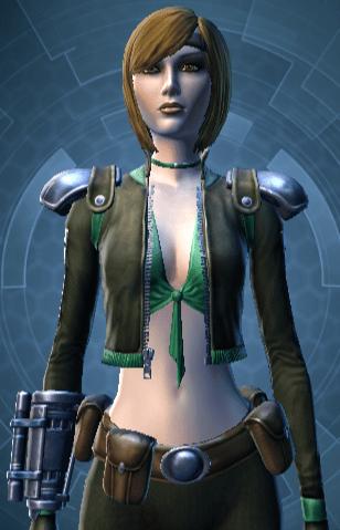 Mira Armor Set