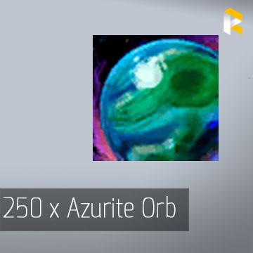 250 x Azurite Orb