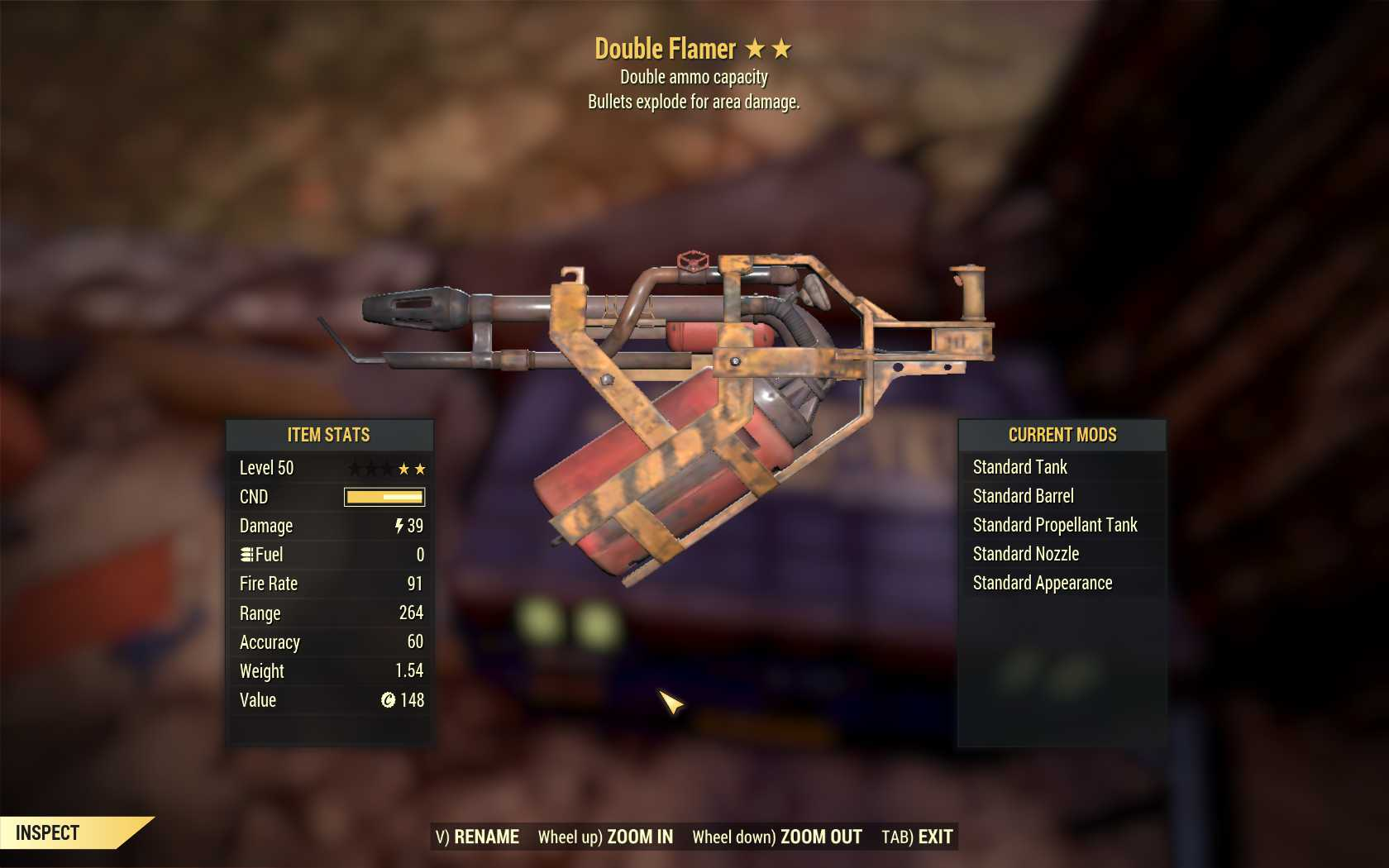 [PC] Double Flamer Explosive