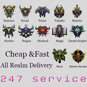 384 lvl BoE Package ✯ All Realm Delivery!!! ✯ All Classes ✯ See Details!!!