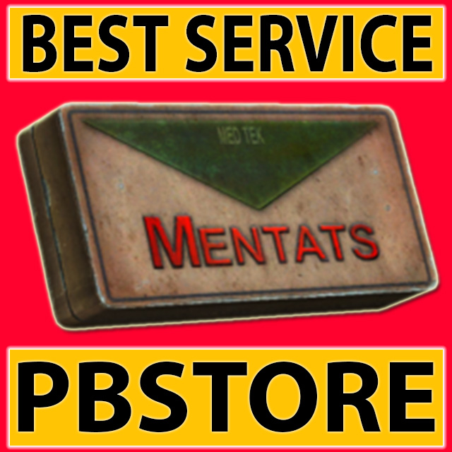 ★★★(PC) Mentats - FAST DELIVERY (10-15 mins)★★★