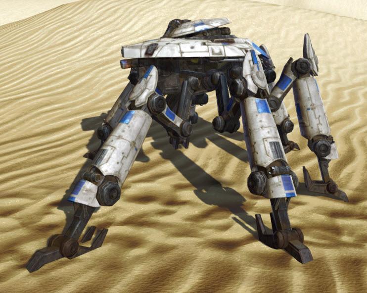 Umbaran Spider Tank