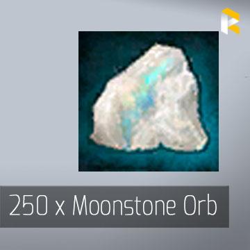 250 x Moonstone Orb - EU & US servers