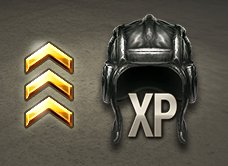 WoT Experience Tank lines 1 Qty = 1000 XP