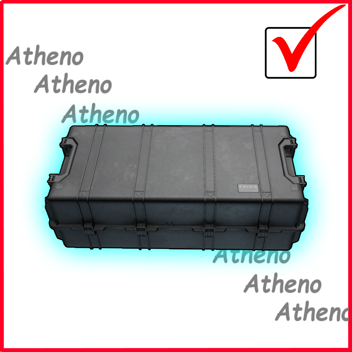 T H I C C Items case THICC 14x14  INSTANT DELIVERY 24/7